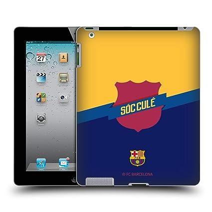 Amazon.com: Official FC Barcelona Badge 2019/20 Culé Hard ...