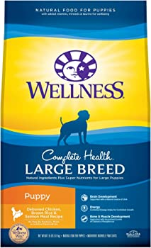 Wellness Complete Health Natural Large Breed, Chicken & Rice