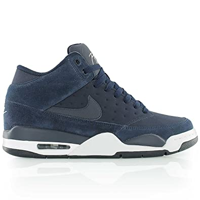 best service aa7af 4e268 NIKE AIR FLIGHT CLASSIC OBSIDIAN/WHITE ナイキ エア フライト クラシック 414967-441 (27