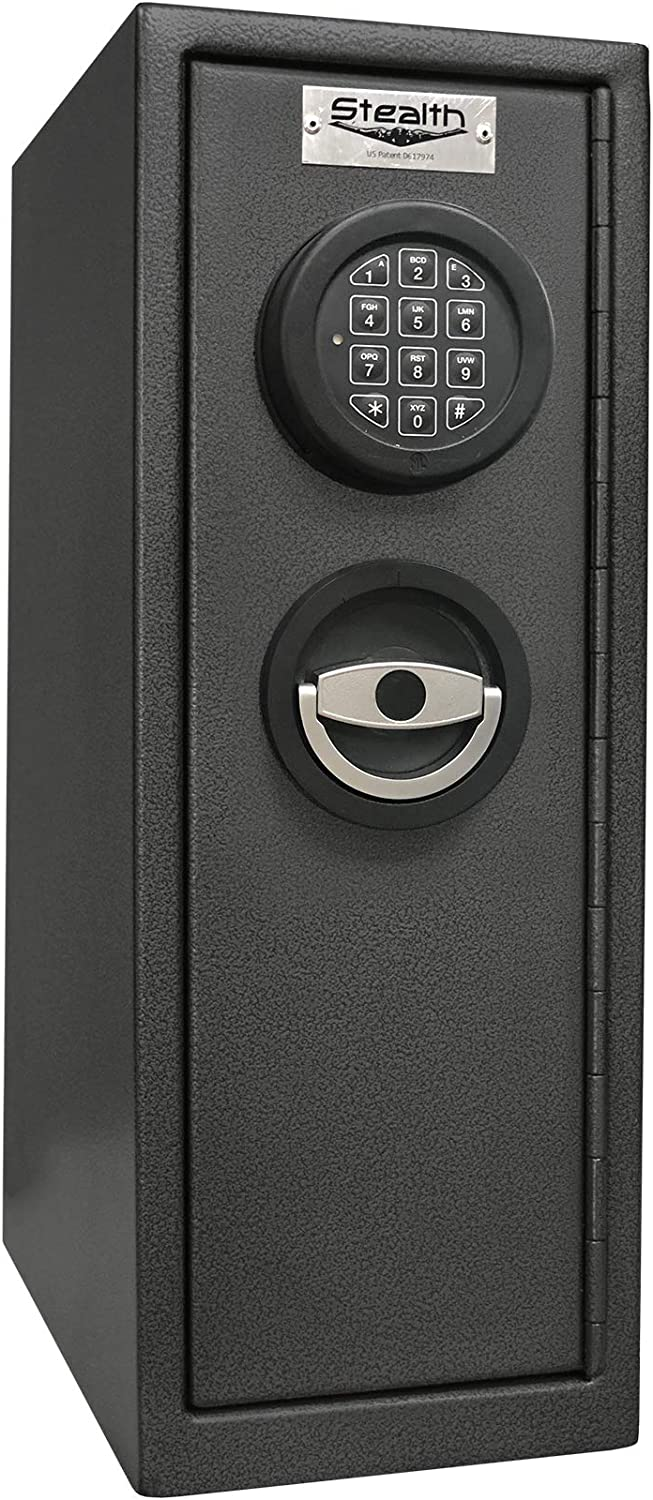 Best College Dorm Safe V5.0 Prevents Laptop, Phone & Medication Theft | Charges Your Electronics While Locked Inside | Protects Your Dorm Room Accessories