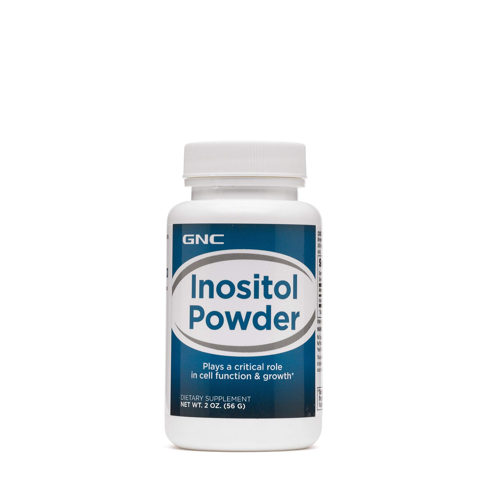 GNC Inositol Powder, 93 Servings by GNC