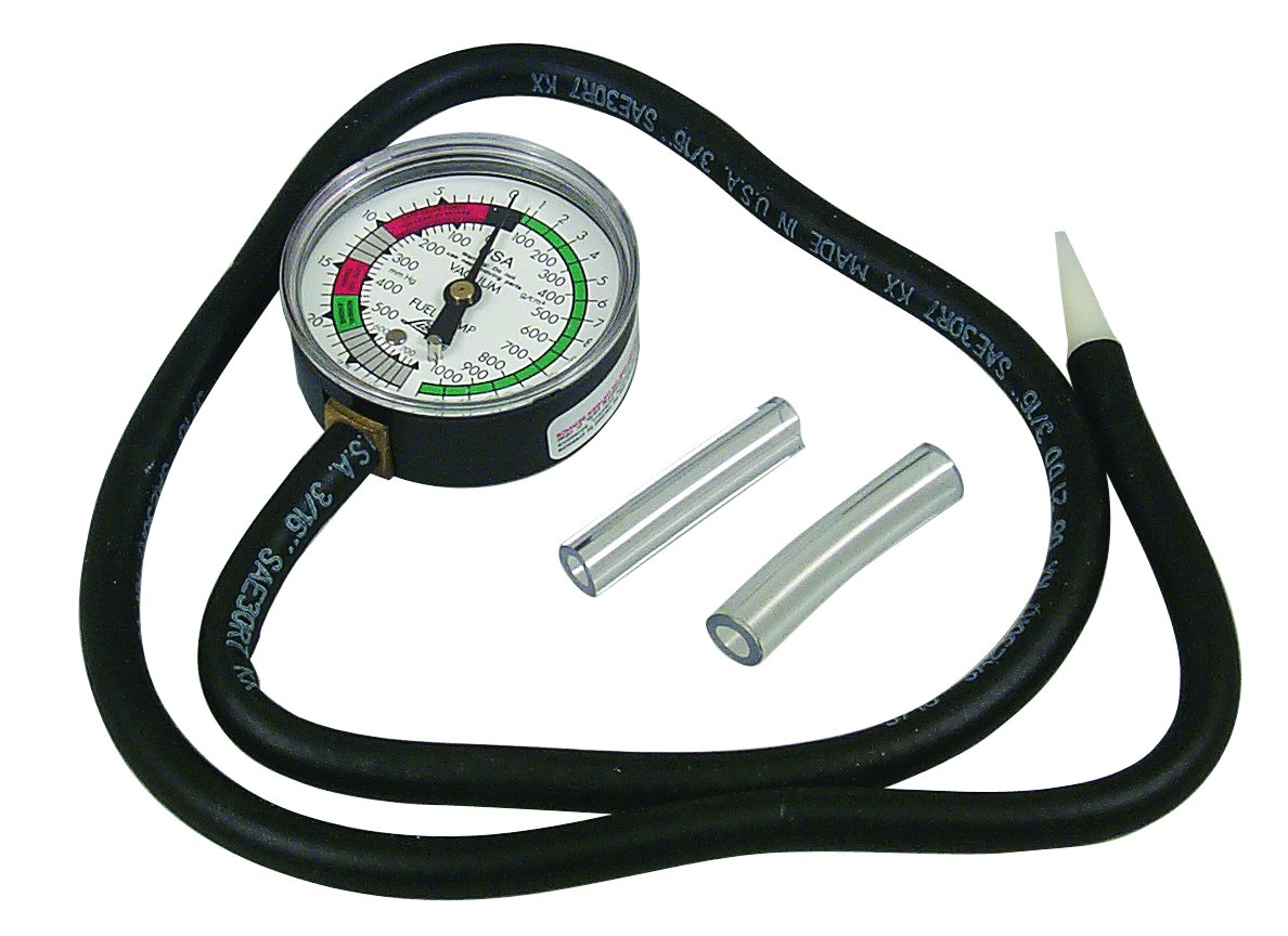 Lisle 20300 Vacuum Gauge and Fuel Pump Tester