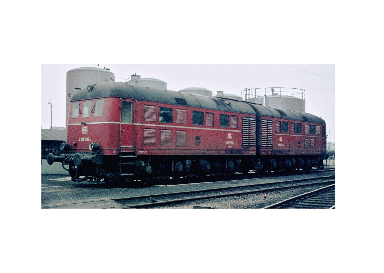 Mauml;rklin 55289 Vehículos diésel de Doble Lok V 188 002 A/B Db