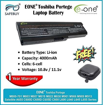 Toshiba Portege M800 Assist Update