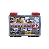 Medi-First 40120 Multi-Purpose First Aid Kit, 120-Piece