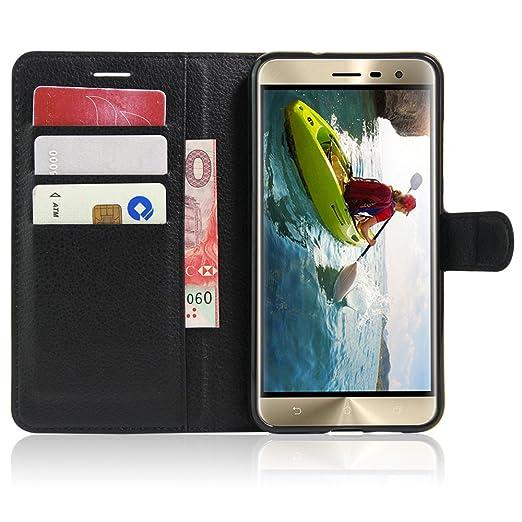 "25 opinioni per Wallet Cover Per Asus ZenFone 3 ZE520KL (5.2""), Custodia Per ZenFone 3 ZE520KL-"