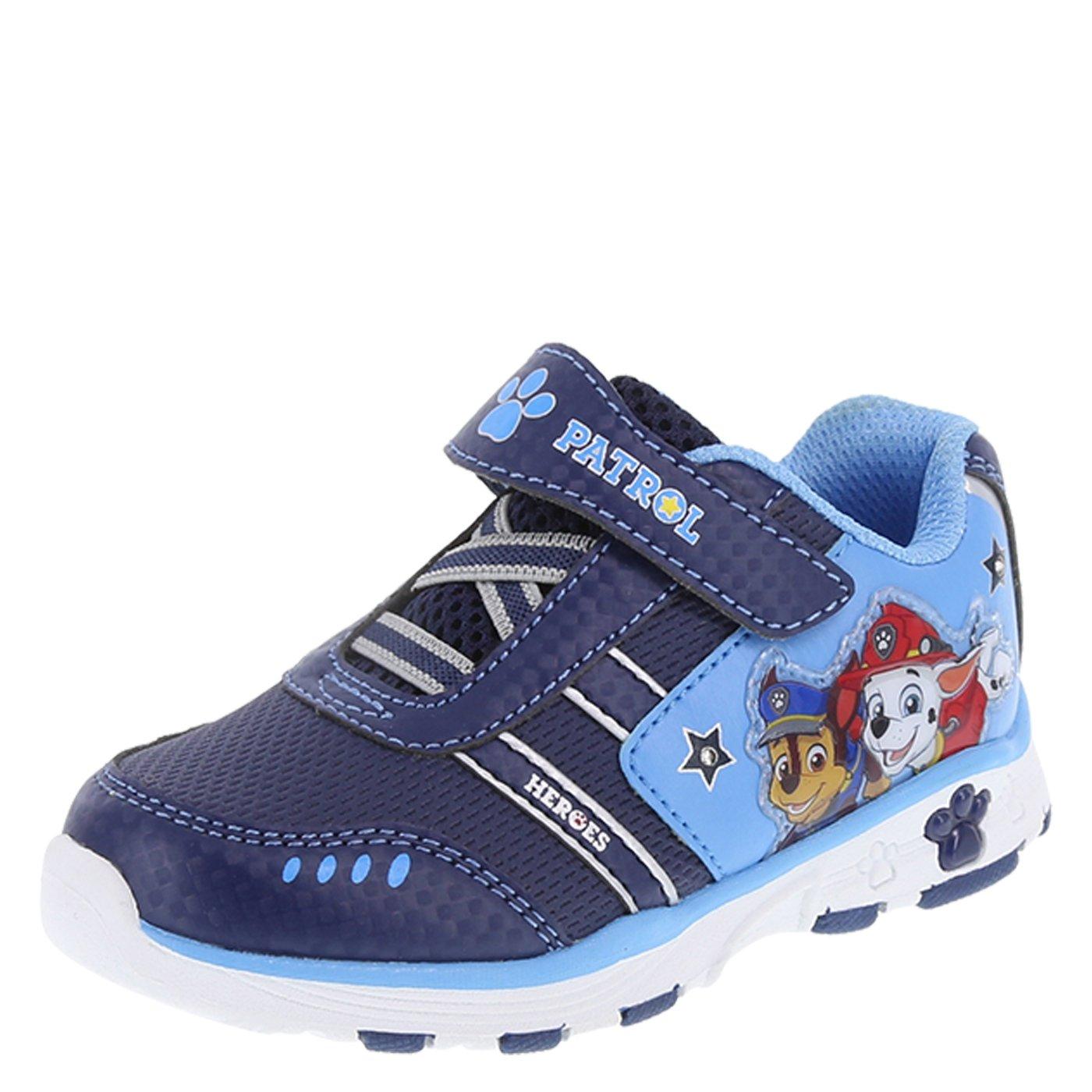 Paw Patrol Nickelodeon Boys' Toddler Lighted Runner 079422-Parent