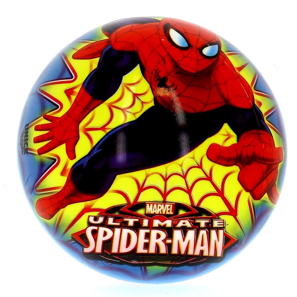 Spiderman - Pelota, 150 mm (Mondo Toys 1320): Amazon.es: Juguetes ...