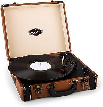 Amazon.com: Auna Jerry Lee • Reproductor de grabación ...