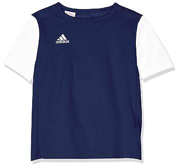 adidas Estro 19 JSY Camiseta de Manga Corta, Niños: Amazon.es ...