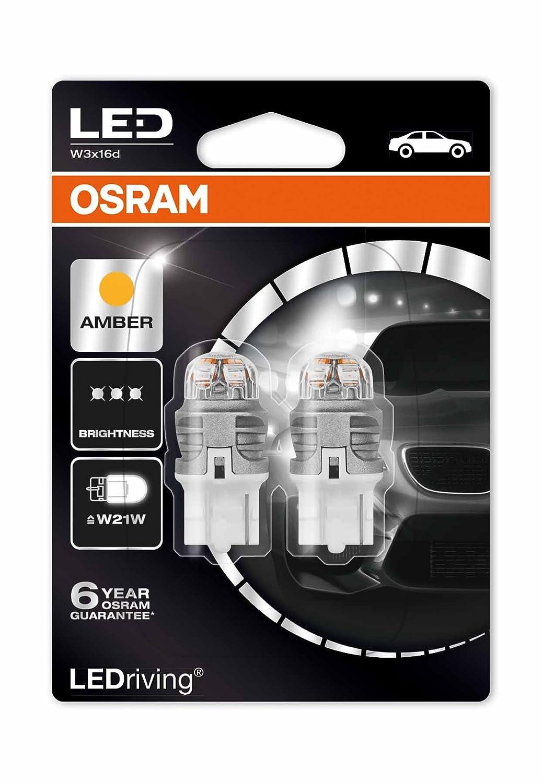 Osram 7905YE-02B LED Premium Retrofit, Set of 2