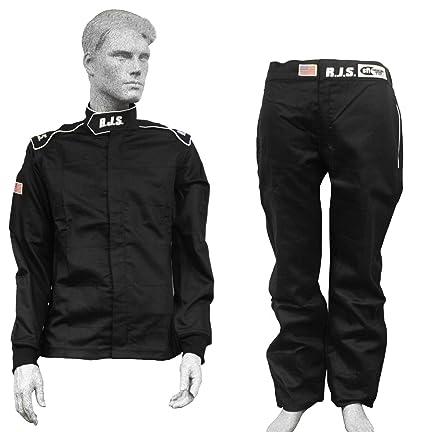 Racing Fire Suits >> Amazon Com Rjs Racing Equipment Elite Fire Suit Racing Jacket