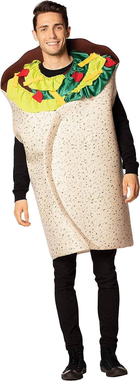 Rasta Imposta Deluxe Burrito Fun Food Adult Mens Womens Costume