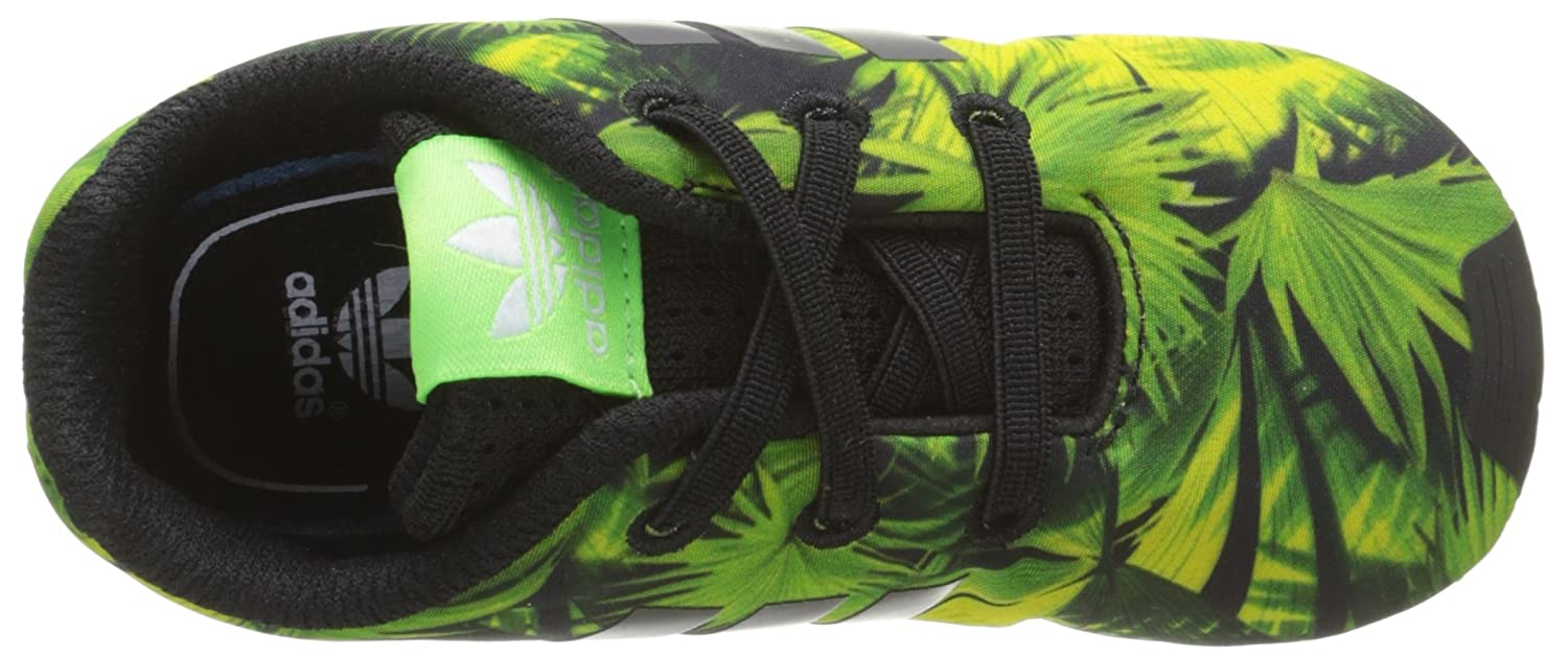 35f6b1dd0e691 adidas Unisex Babies  Zx Flux Crib Slippers  Amazon.co.uk  Shoes   Bags