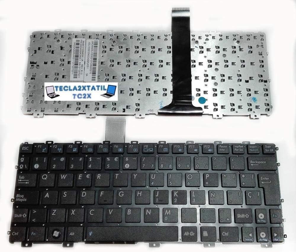 Teclado para PORTATIL ASUS EEE PC 1025C Nuevo EN ESPAÑOL SIN ...