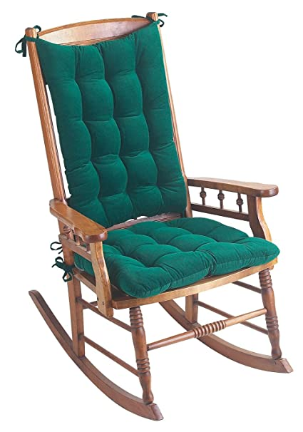 amazon com the vermont country store home corduroy chair and rocker