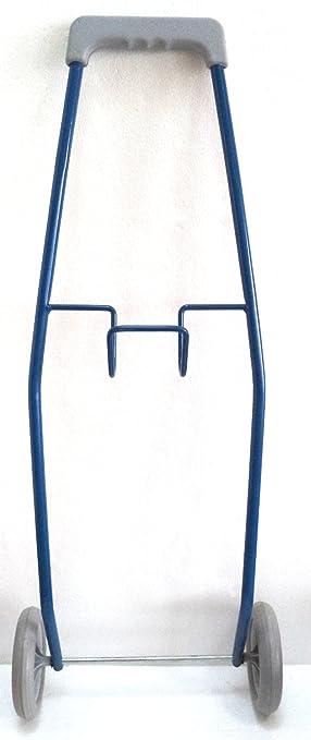 Carro Porta - Bombonas. Metálico. Medidas: 90x36x15 cms.: Amazon.es: Hogar