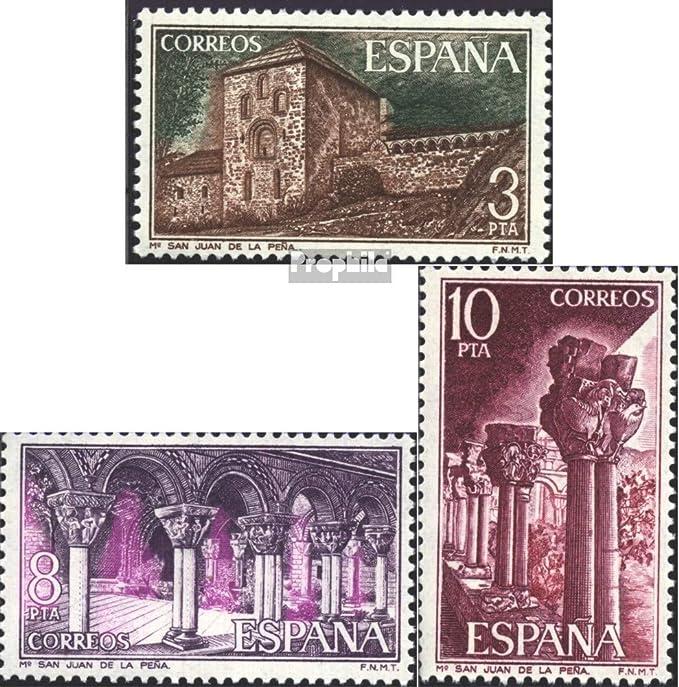 Prophila Collection España Michel.-No..: 2190-2192 (Completa.edición.) 1975 monasterio (Sellos para los coleccionistas): Amazon.es: Juguetes y juegos