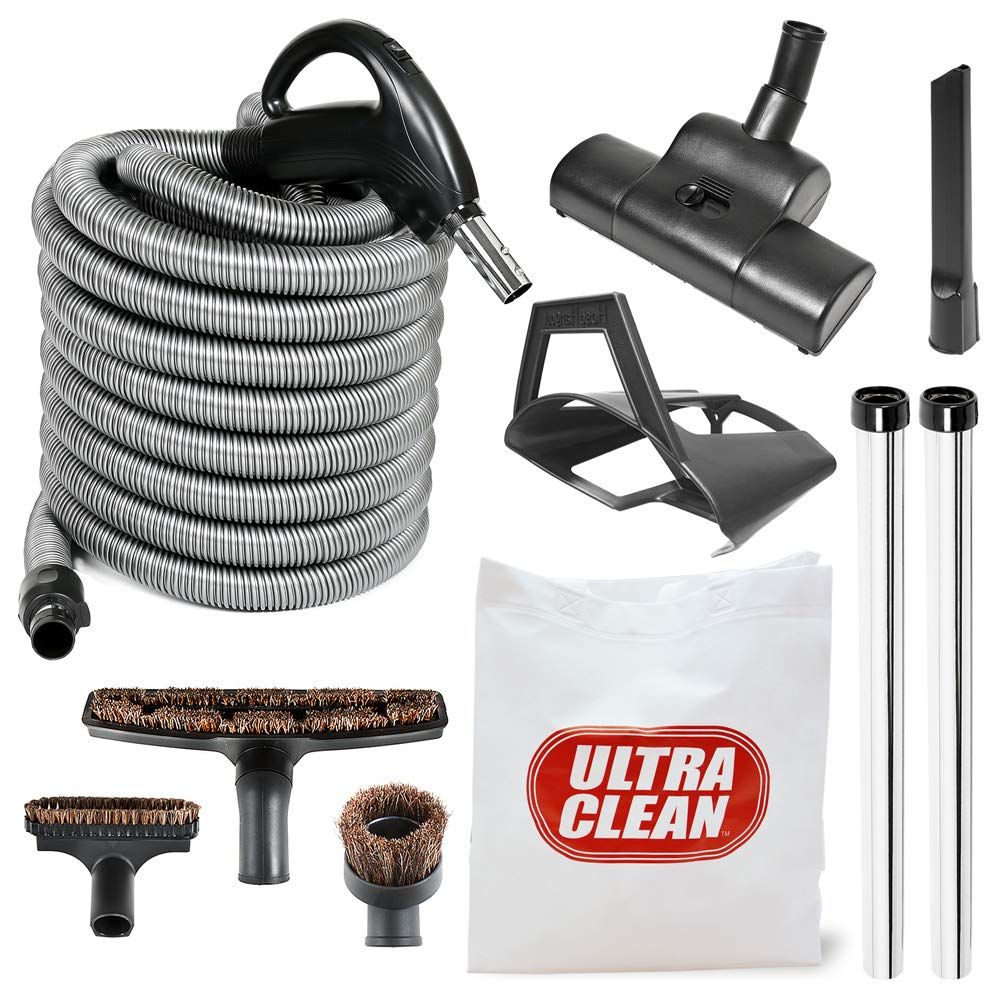 Ultra Clean AMTRB35 Central Vacuum Air Driven Accessories