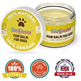 ProGroom Dog Paw Balm Soother – Natural Ointment Protection - Organic Cream Safe for Licking – 50 ml