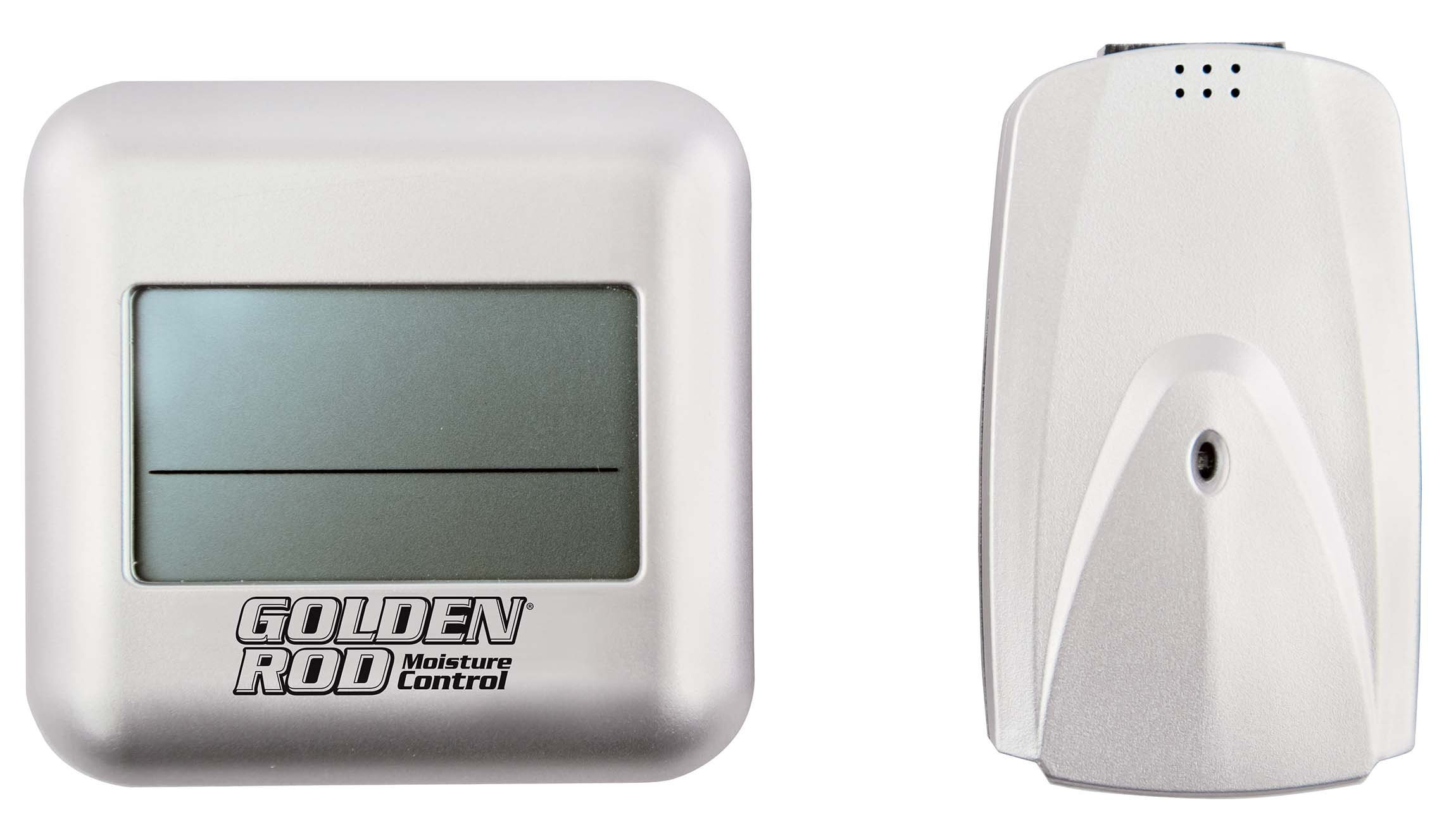 LOCKDOWN Goldenrod Wireless Hygrometer