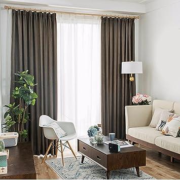 Vorhänge Einfache Moderne Gestreiften Vorhänge Fertig Schlafzimmer ...