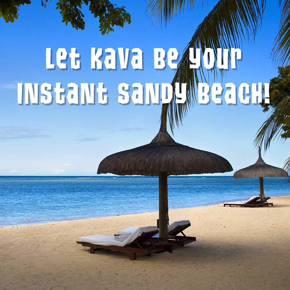 KavaDotCom Premium Powdered ISA Kava Kava Root Extract (16 Ounces)