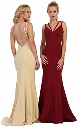 Formal Dress Shops Inc By Fds1573 Special Occasion Simple Stretchy