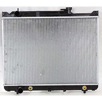 Evan-Fischer EVA27672031890 Radiator for SUZUKI GRAND VITARA/XL-7 01-05