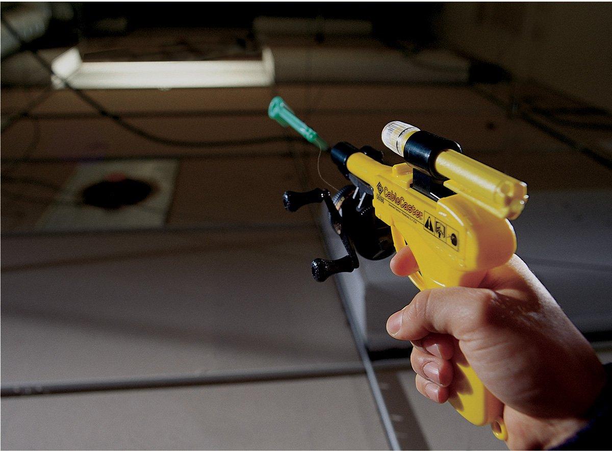 Wire Pulling Gun - WIRE Center •