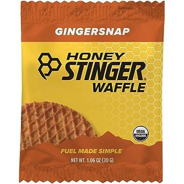 top best Honey Stinger Organic Waffle