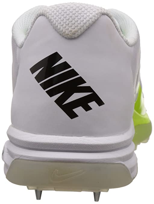 2b97e4bce68e ... release date nike mens lunar dominate 2 white black volt cricket shoes  8 uk india 42.5