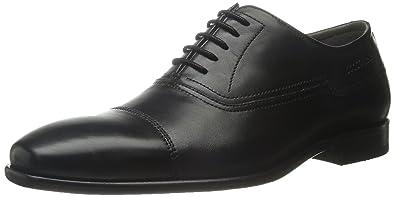 HUGO by Hugo Boss Men's C-Hudox Work Shoe, Black, ...