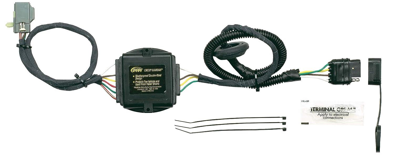 Hopkins 41235 Plug-In Simple Vehicle Wiring Kit Hopkins Towing Solution HOP:41235