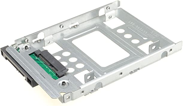 "3.5/"" to 2.5/"" SSD//Hard Drive Drive Bay Adapter Mounting Bracket Converter Tray BS"
