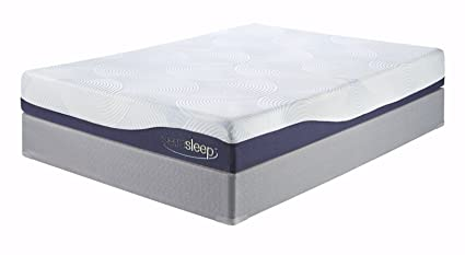 Amazoncom Sierra Sleep by Ashley 9 Memory Foam and Gel Mattress