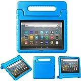 Feitenn Fire HD 8 Tablet Case with Handle (10th Gen, 2020 Release, Fire HD 8 Plus Case for Kids, Kids-Proof Cover Kids Case S
