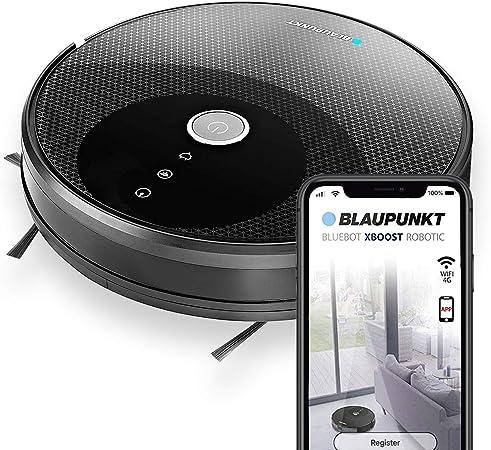 🥇 BLAUPUNKT Robot Aspirador y Fregasuelos Bluebot XBOOST ...