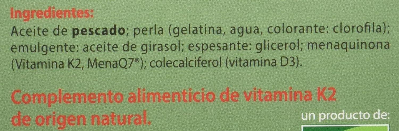 100% natural NutriMK7 Vitaminas - 60 Cápsulas: Amazon.es: Salud y cuidado personal