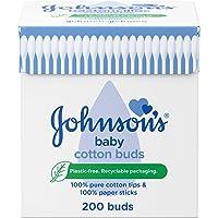 Johnson'S Baby Cotton Buds - 1 X 200 Drum