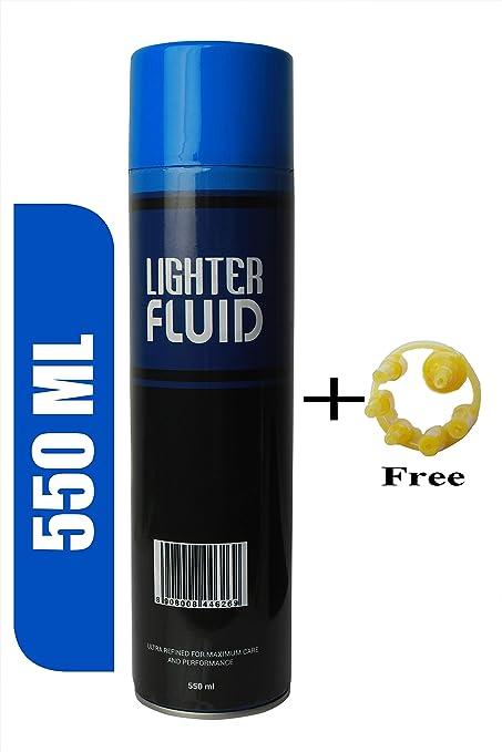 Mount Lavar Lighter Butane Gas with Refill Adapter (550 ml)