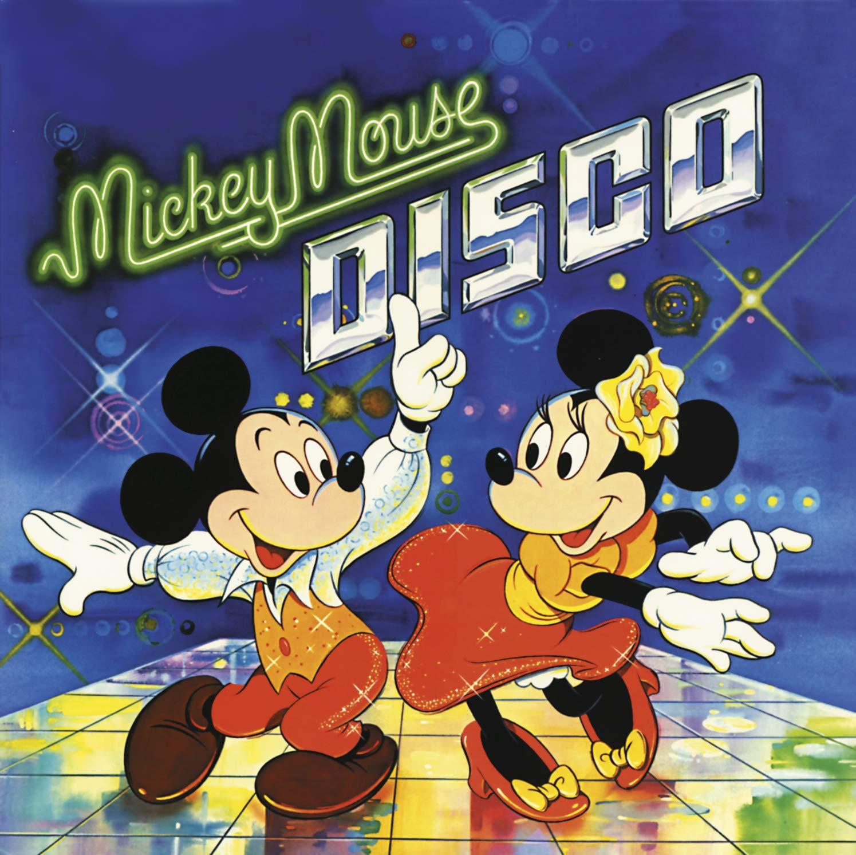 Mickey Mouse Disco (Rsd 2019) [VINYL] [Vinilo]