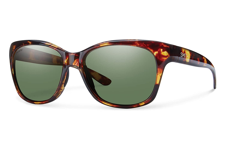 8ae04a27673c6 Amazon.com  Smith Feature ChromaPop Polarized Sunglasses  Sports ...