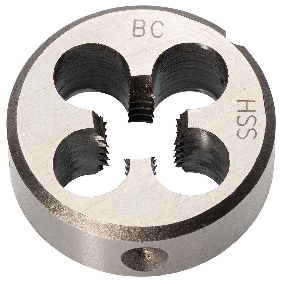 1 St/ück MF 12 x 1,0 in Unibox Bohrcraft Schneideisen HSS-G DIN EN 22568 223 B 42021101210