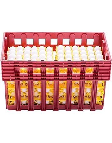 Desconocido Generico Caja Transporte Huevos ovobox 12 bandejas
