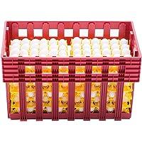 Desconocido Generico Caja Transporte Huevos ovobox 12bandejas