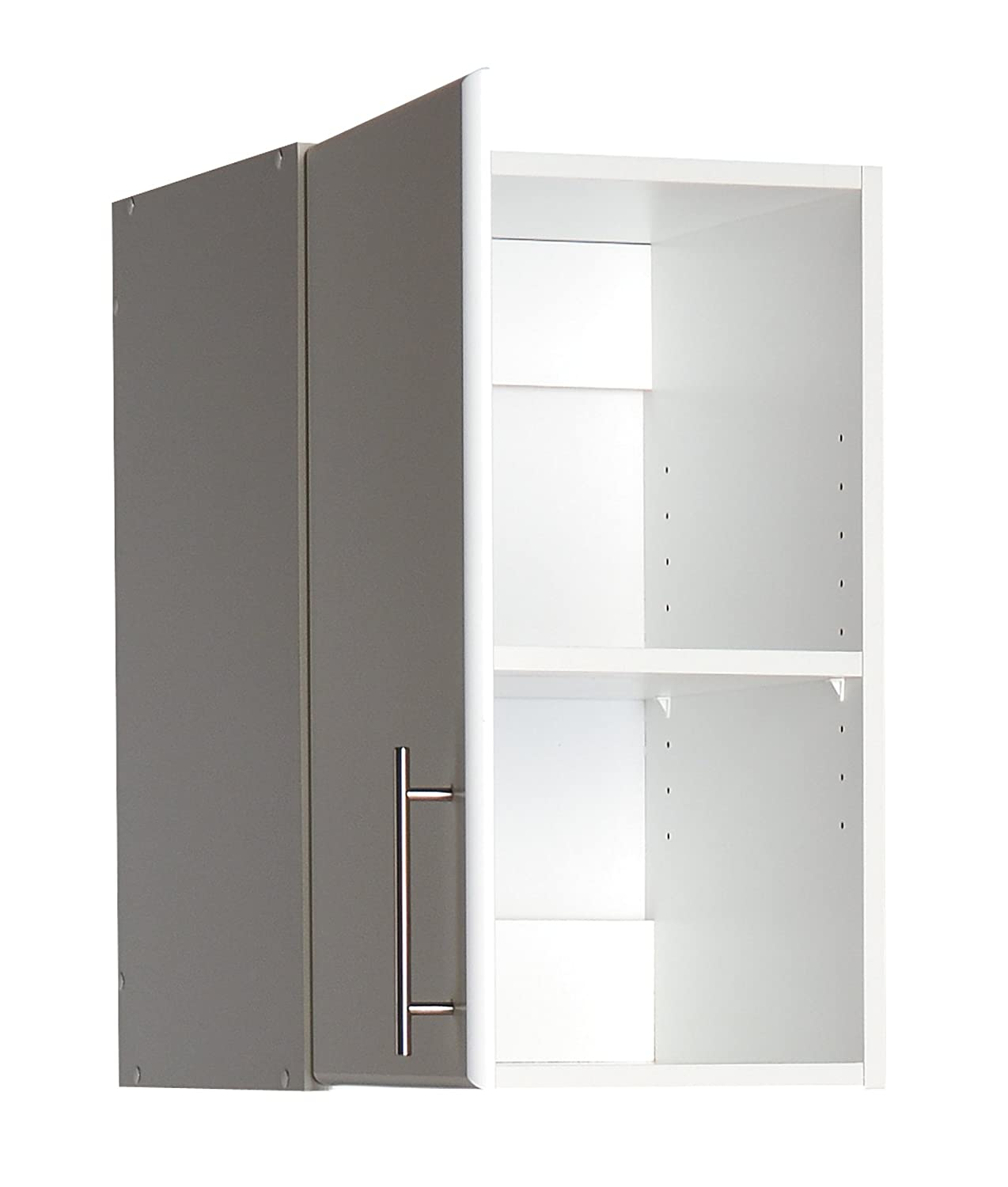 sc 1 st  Amazon.com & Amazon.com: Elite 16u201d Stackable Wall Cabinet: Kitchen u0026 Dining
