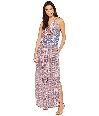 0caf14d55e3ba Tolani Women s Zarina Maxi Dress Poppy Dress at Amazon Women s Clothing  store
