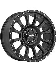 PRO COMP Series 34 Rockwell Satin Black (17x8.5 / 6x5.5 / -12mm)