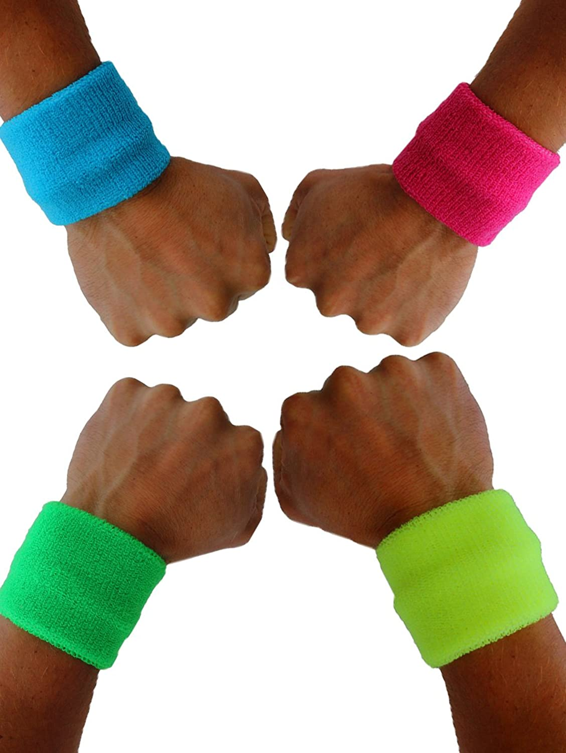 Wristbands 80s